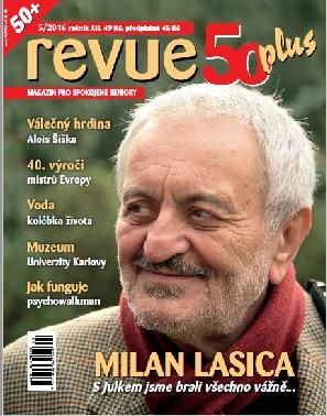 Revue 50plus č. 5/2016