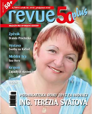 Revue 50plus č. 6/2016